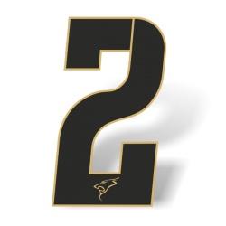 Numeri calcio Royal grandi