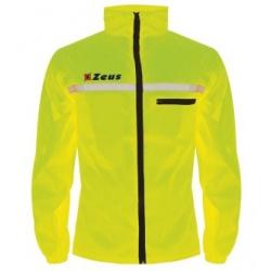 Rain jacket runner M/L k-way Zeus sport