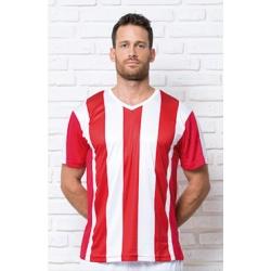 Maglia JHK Calcio a strisce verticali