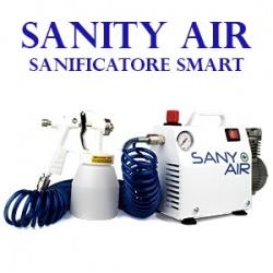 Sanity Air Sanificatore smart per aziende e uffici