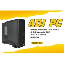 Computer Desktop PC mini Tower ADJ Intel pentium