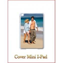 Cover in Plastica Mini I-Pad con inserto in alluminio sublimatico