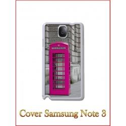 Cover in Plastica Samsung Note 3 con inserto in alluminio sublimatico